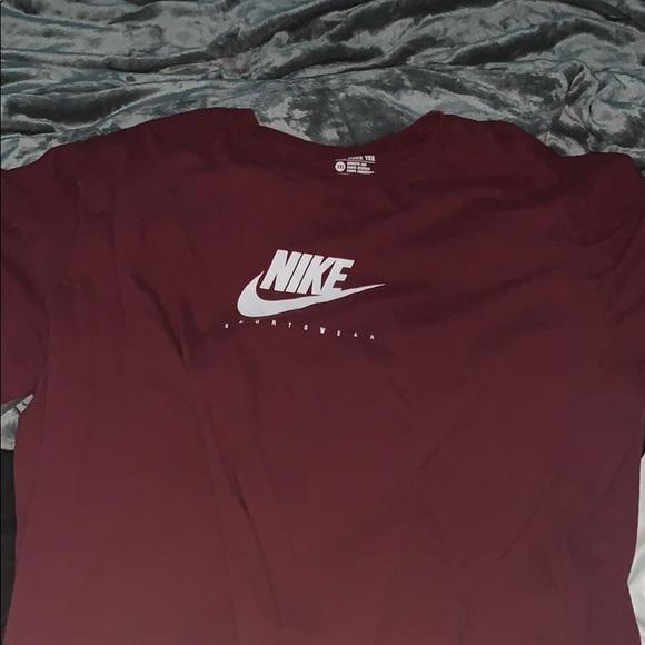 Nike Other - Maroon Nike shirt